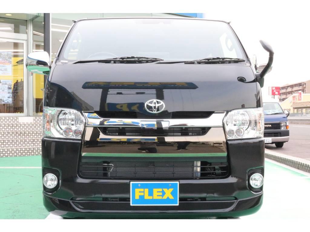 トヨタセーフティーセンス・LEDヘッドライト装備♪ | トヨタ ハイエースバン 2.8 スーパーGL 50TH アニバーサリー リミテッド ロングボディ ディーゼルターボ 4WD 50TH