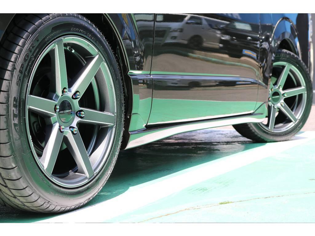 オーバーフェンダー等の追加カスタムもお任せください!! | トヨタ ハイエースバン 2.8 スーパーGL 50TH アニバーサリー リミテッド ロングボディ ディーゼルターボ 50TH (4X7)