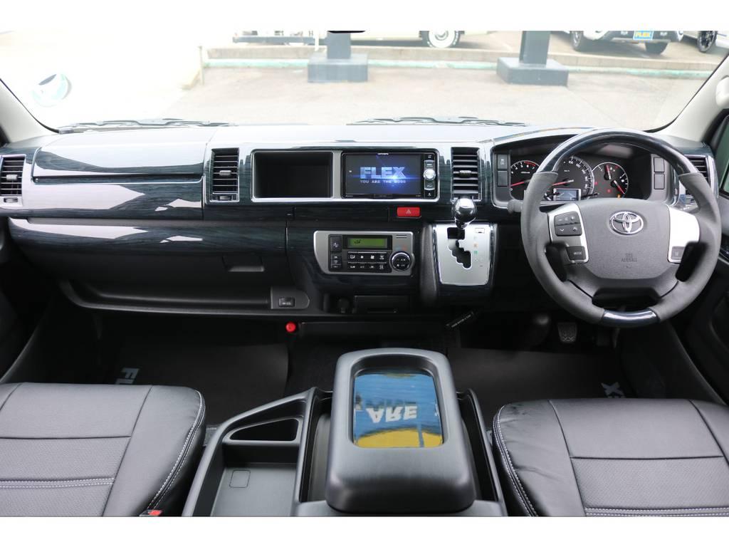   トヨタ ハイエース 2.7 GL ロング ミドルルーフ TSS付