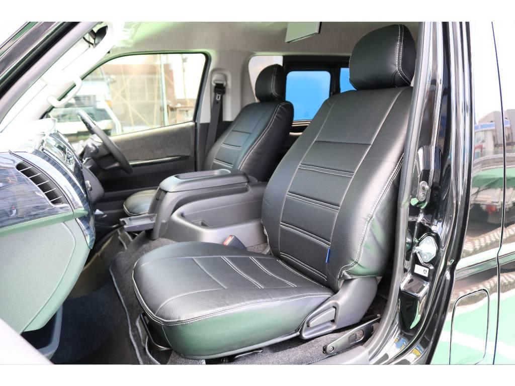 内装・外装共にカスタム多数の車両となっております! | トヨタ ハイエース 2.7 GL ロング ミドルルーフ 4WD TSS付アレンジAS