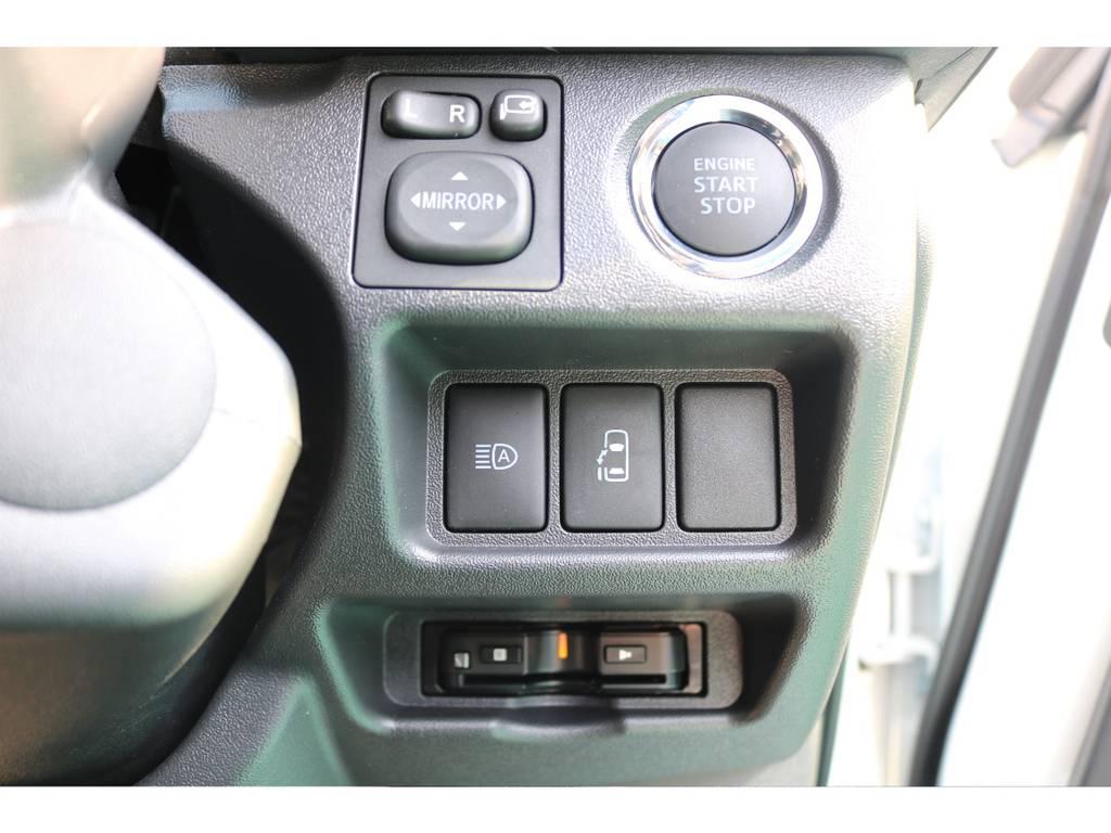 プッシュスタートシステム・ビルドインETC完備♪   トヨタ ハイエース 2.7 GL ロング ミドルルーフ
