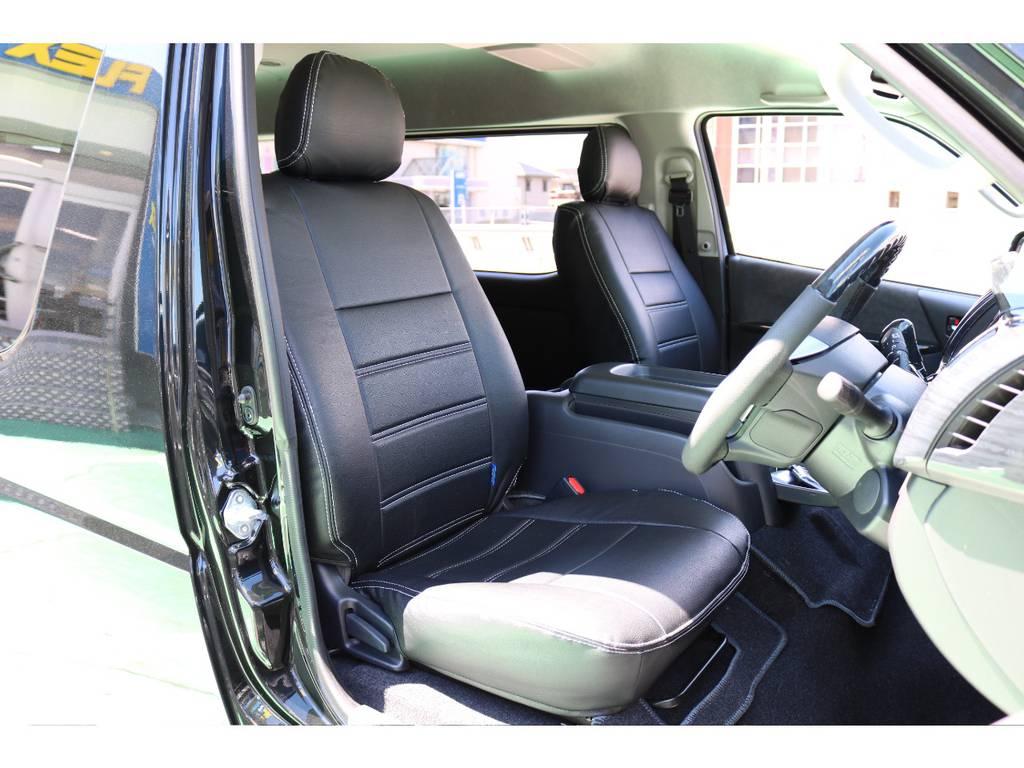 内装外装共に納得して頂ける一台となっております! | トヨタ ハイエース 2.7 GL ロング ミドルルーフ