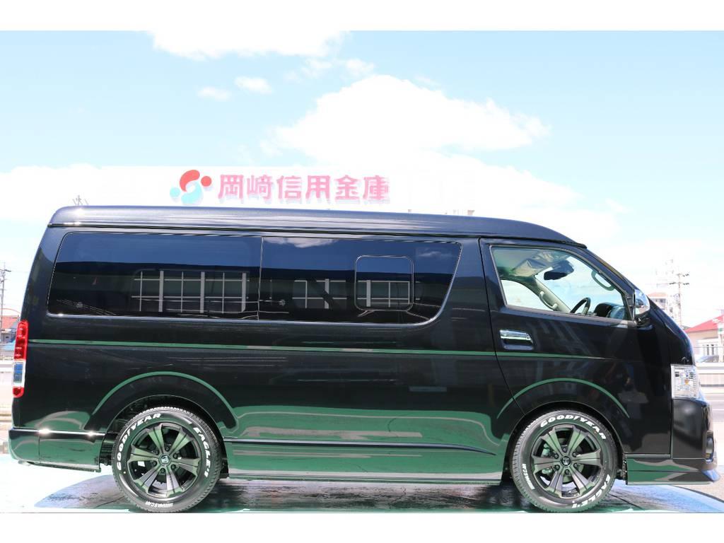 2インチローダウンキット♪ | トヨタ ハイエース 2.7 GL ロング ミドルルーフ