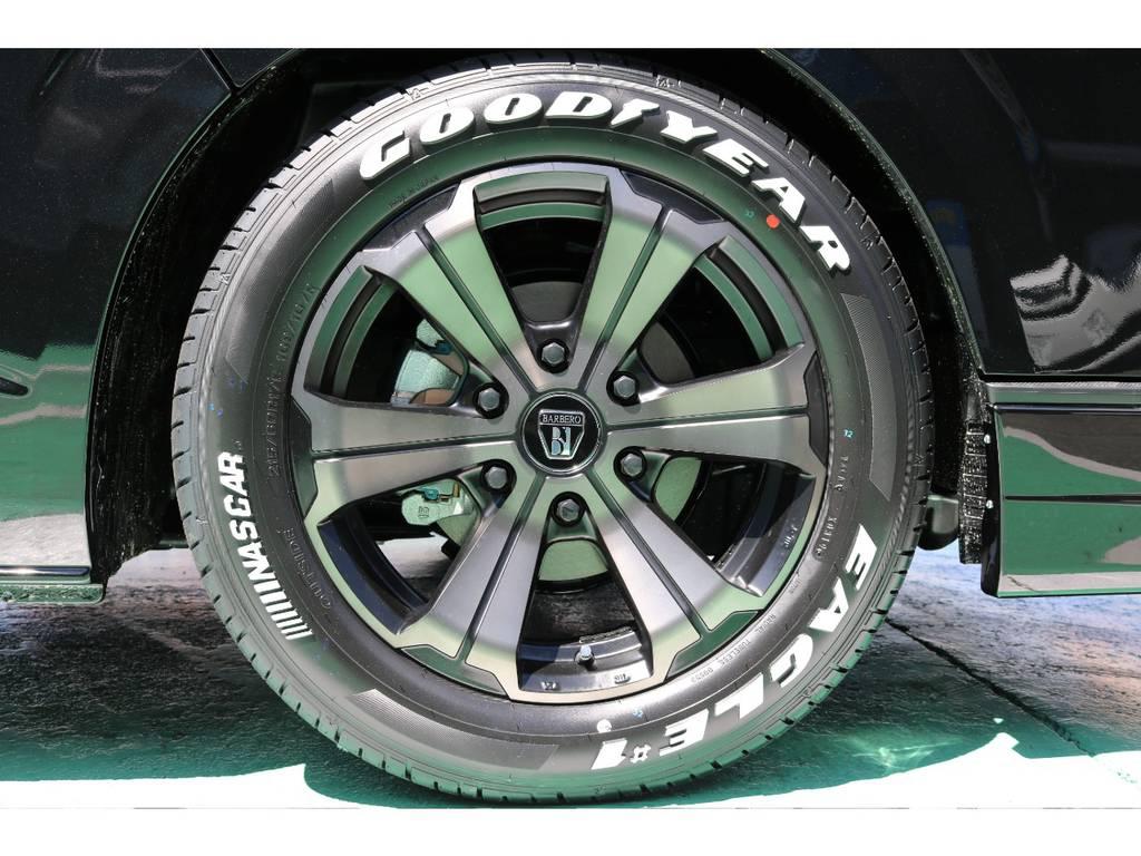 FLEXオリジナルカラーバルベロアーバングランデ17インチ | トヨタ ハイエース 2.7 GL ロング ミドルルーフ