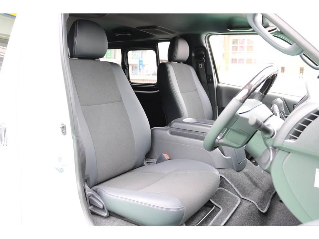 店頭にて展示中!お気軽にお問い合わせください! | トヨタ ハイエースバン 2.8 スーパーGL ダークプライムⅡ ロングボディ ディーゼルターボ 4WD