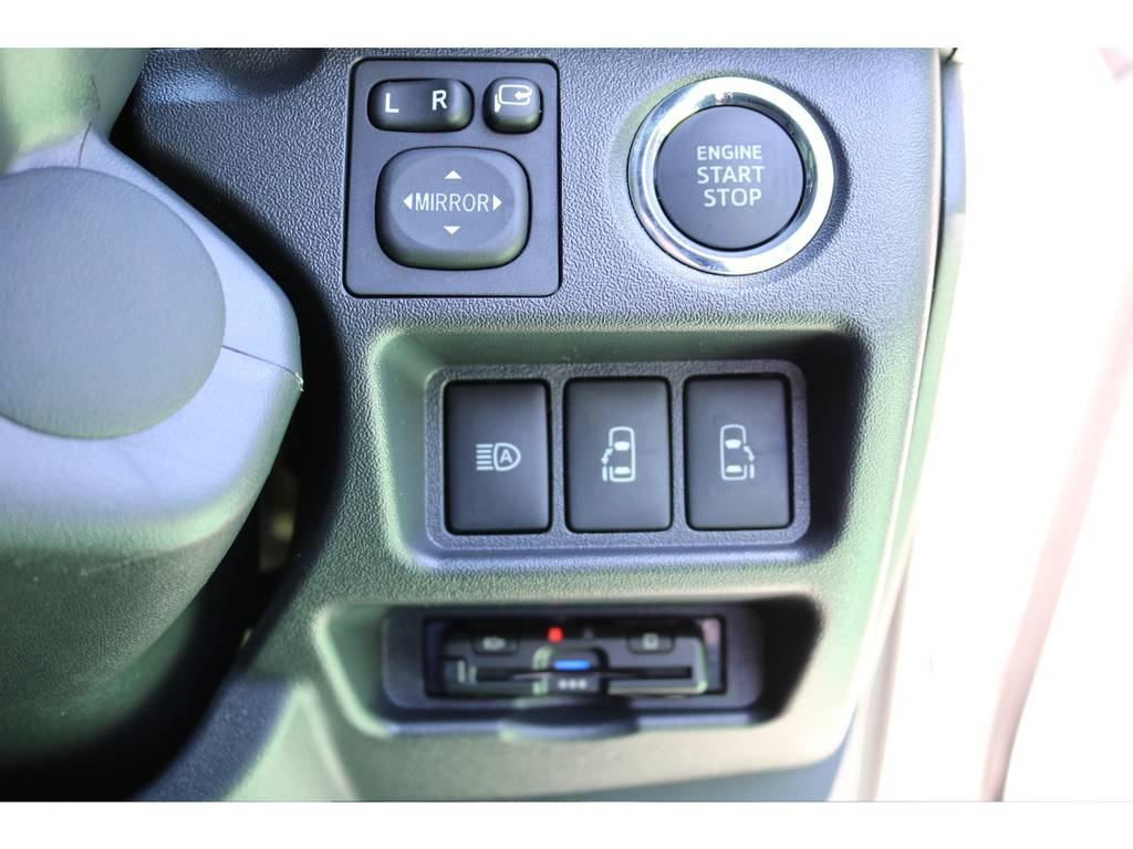 ビルドインETC・スマートキー&プッシュスタート装備♪   トヨタ ハイエースバン 2.0 スーパーGL 50TH アニバーサリー リミテッド ロングボディ 50TH