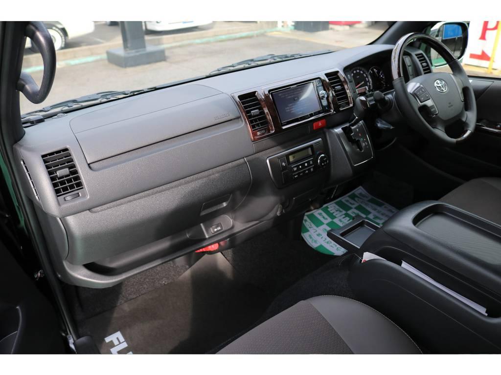 追加カスタムもお気軽にご相談ください♪ | トヨタ ハイエースバン 2.8 スーパーGL 50TH アニバーサリー リミテッド ロングボディ ディーゼルターボ 4WD 50TH