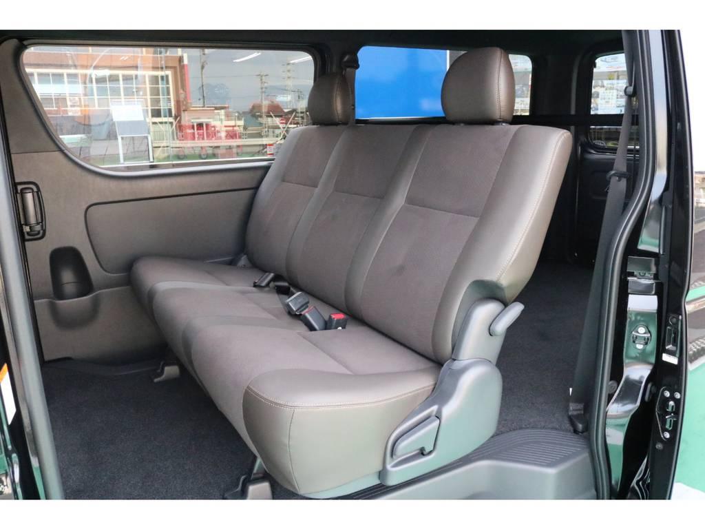 パワースライドドア完備で乗り降りもラクラクです♪ | トヨタ ハイエースバン 2.8 スーパーGL 50TH アニバーサリー リミテッド ロングボディ ディーゼルターボ 4WD 50TH