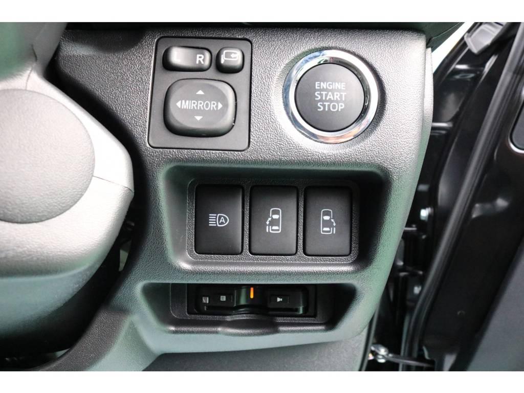 ビルドインETC・スマートキー&プッシュスタート装備♪ | トヨタ ハイエースバン 2.8 スーパーGL 50TH アニバーサリー リミテッド ロングボディ ディーゼルターボ 4WD 50TH