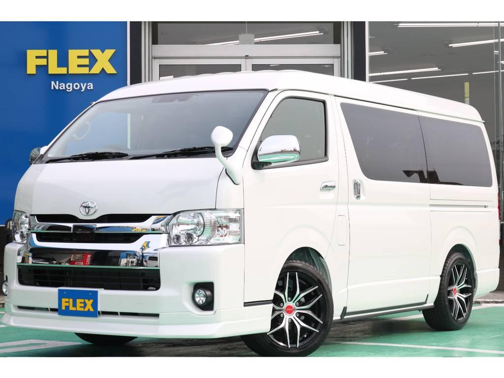 新車ワゴンGL・4WD・FLEX ORIGINAL Ver2入庫♪
