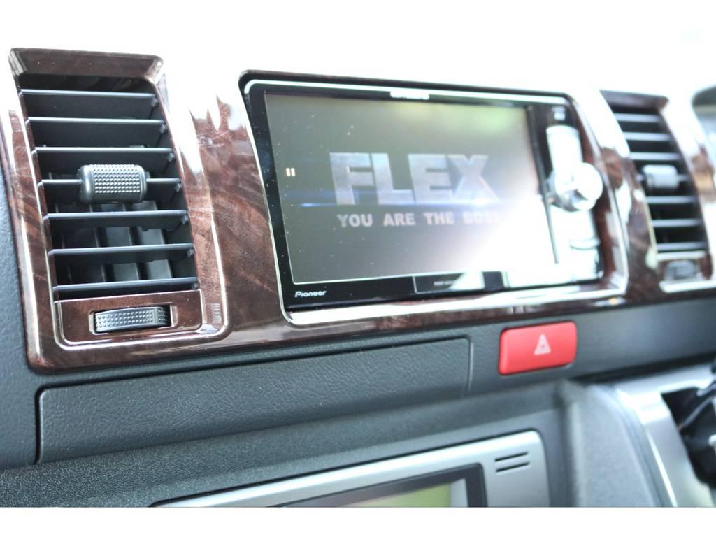 新品ナビも装着されており即納可能です!   トヨタ ハイエースバン 2.8 スーパーGL 50TH アニバーサリー リミテッド ロングボディ ディーゼルターボ 50TH