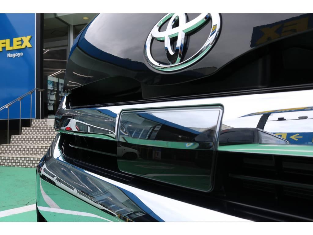 トヨタセーフティーセンスが付いていおり、快適・安全にお乗り頂けます♪   トヨタ ハイエース 2.7 GL ロング ミドルルーフ 4WD FLEXカスタム下取り直販