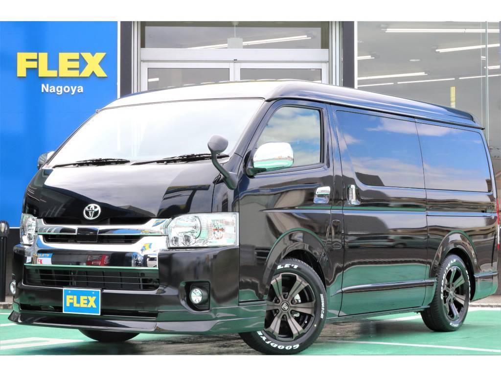新車ワゴンGL FLEXオリジナル内装Ver2 荷物も詰めて、フルフラットも可! 人気のライトカスタムです♪