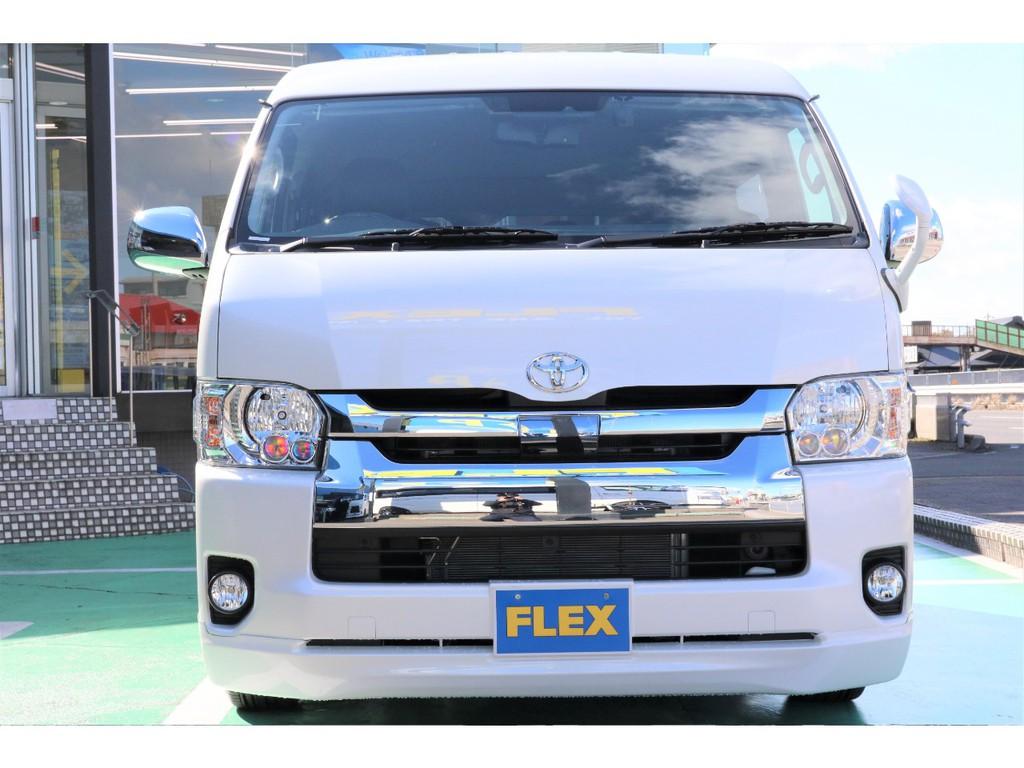 TSS(トヨタセーフティーセンス)装着車両となりますので、安心してお乗り頂けます