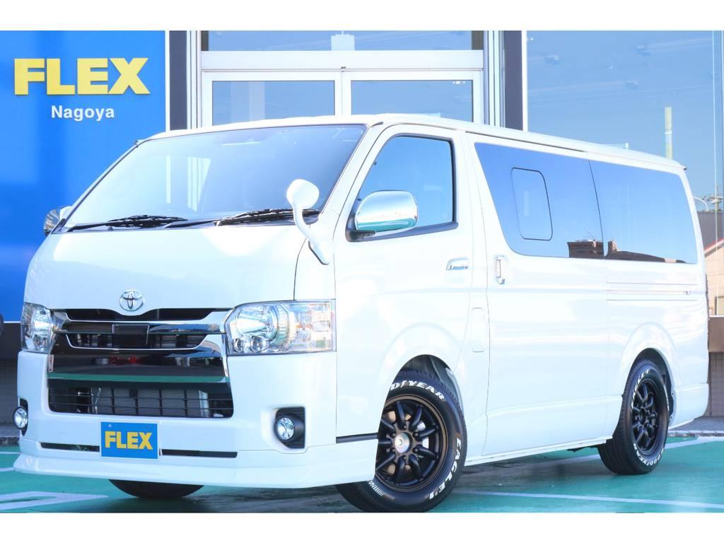【新車ディーゼルバン】ダークプライムⅡ PS無 小窓付き 人気のライトカスタム♪