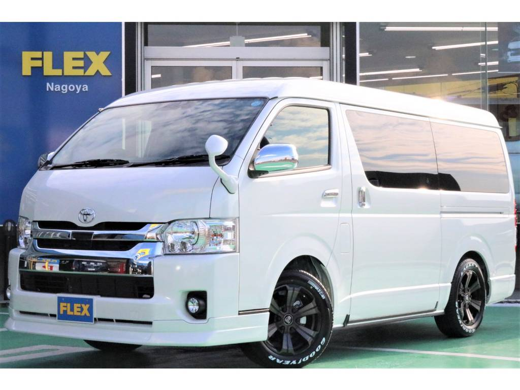【新車ワゴンGL】新作内装架装 rev2 4WD フルフラット内装♪ ライトカスタムパッケージ♪