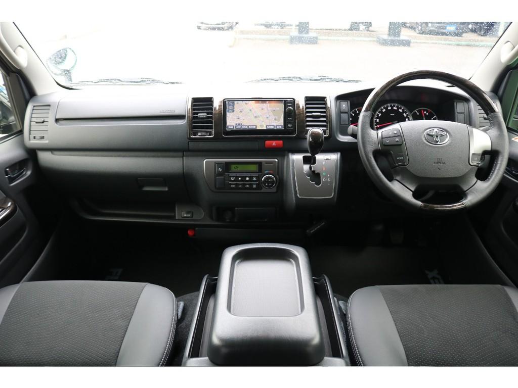 H30年式・ハイエースS-GL ディーゼルターボ・4WD入庫致しました!