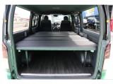 FLEXオリジナル高さ調節可能ベッドキットで快適車中泊!