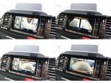 6型ハイエースメーカーオプション【パノラミックビューモニター】&バックカメラ