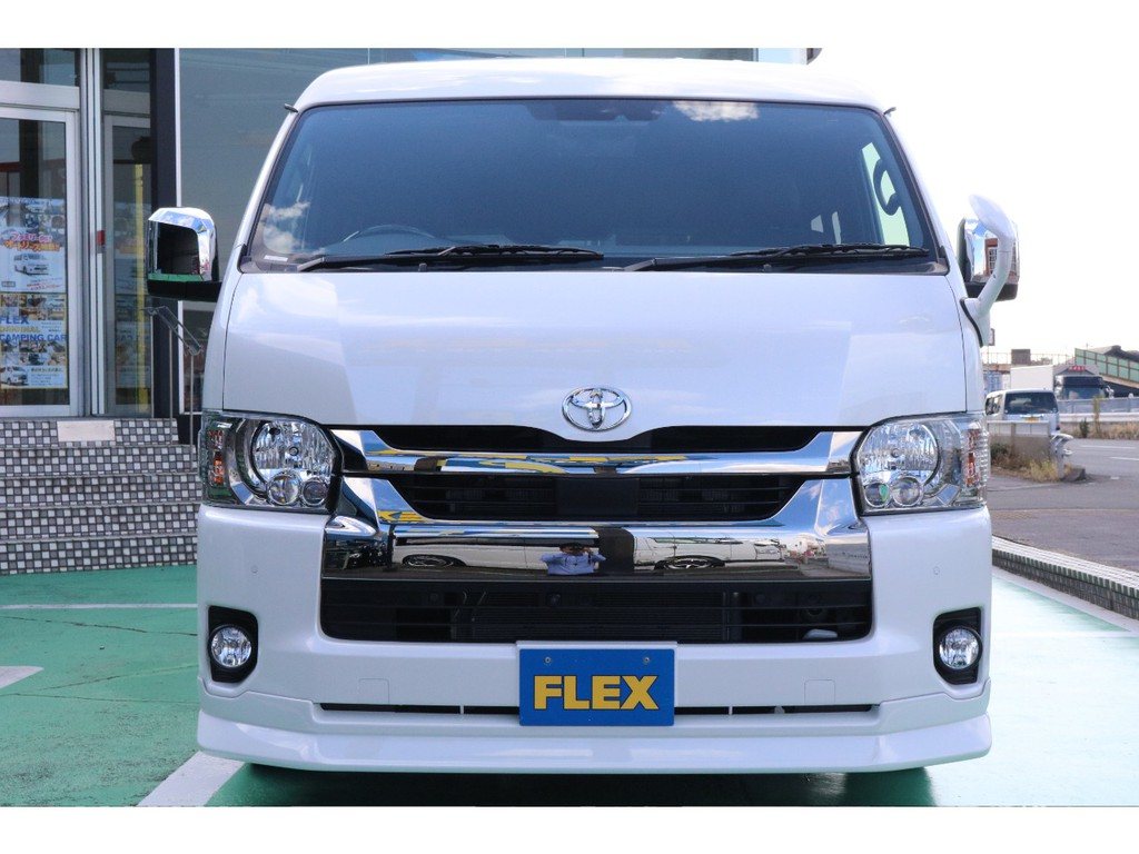 TSS(トヨタセーフティーセンス)装着装着車両の為安心してお乗り頂けます!