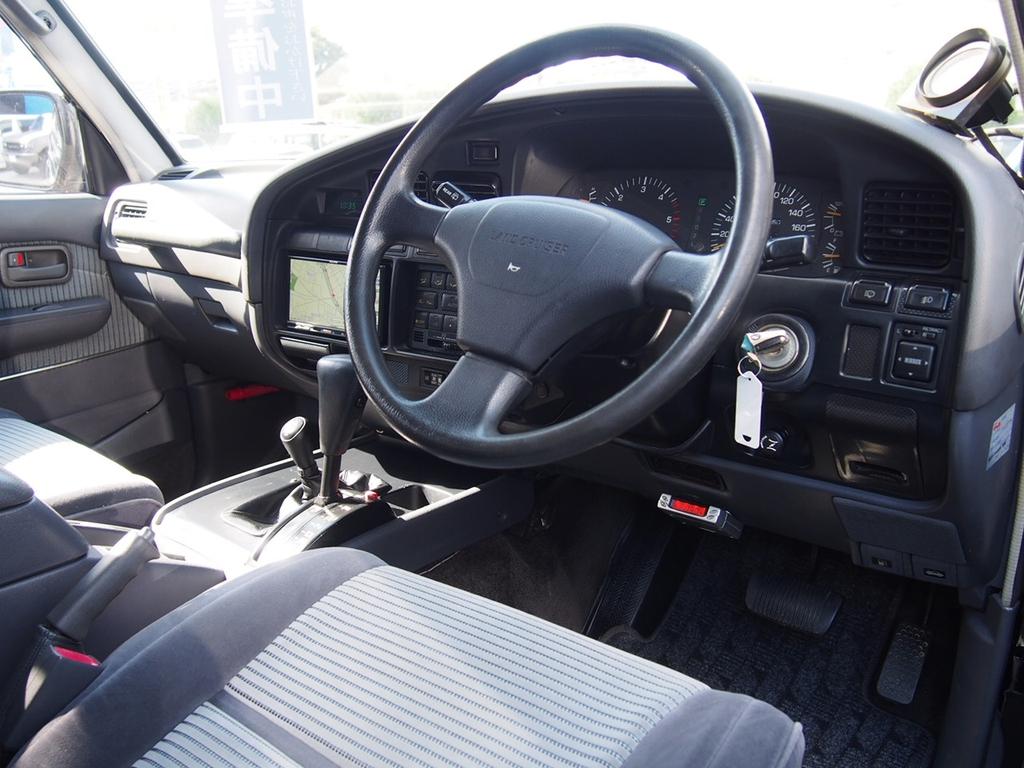 ランドクルーザー80 4.2 VX ディーゼル 4WD