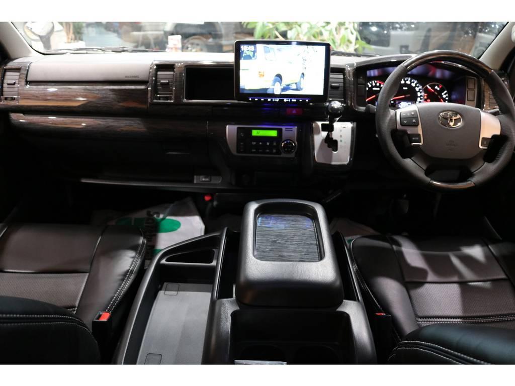 未登録新車 ハイエースW GL 2700 ガソリン トヨタセーフティセンス付き | トヨタ ハイエース 2.7 GL ロング ミドルルーフ TSS付 アルパインパッケージ
