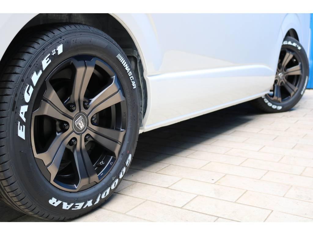 FLEXオリジナルカラー バルベログランデ17AW | トヨタ ハイエース 2.7 GL ロング ミドルルーフ TSS付 アルパインパッケージ