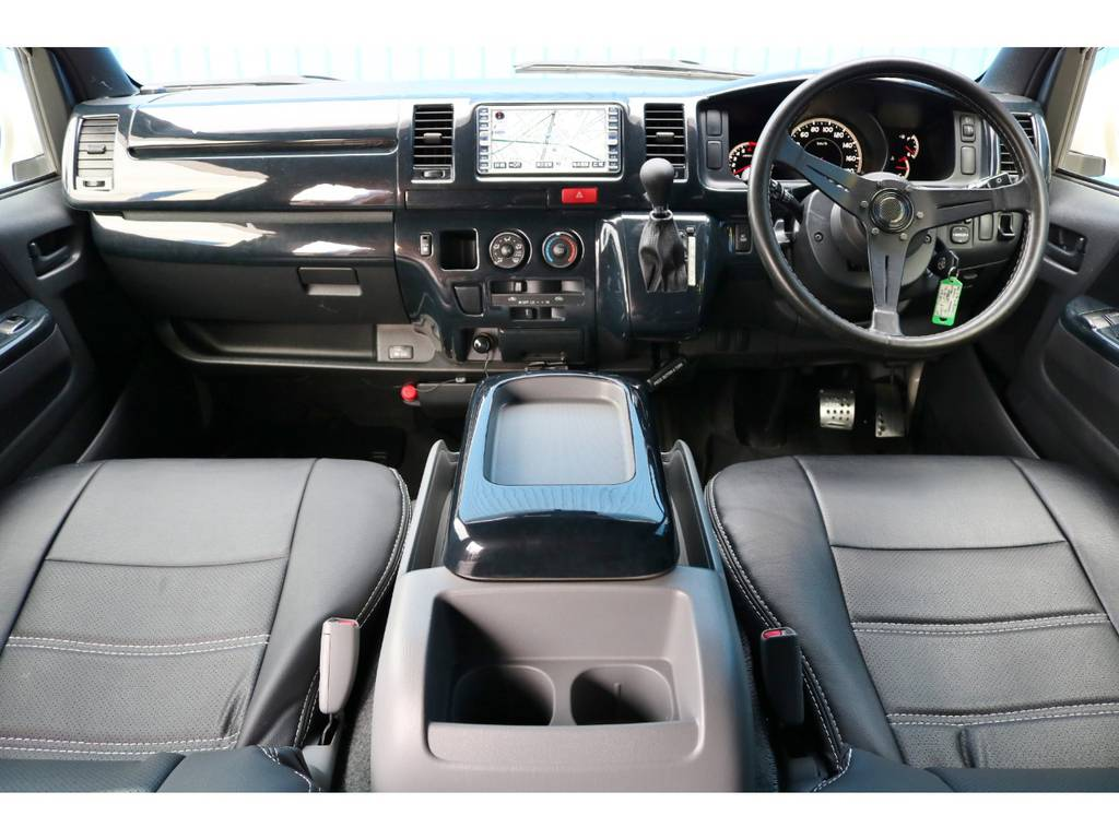 平成19年式 ハイエースV スーパーGL 2000㏄ ガソリン 走行101,200km | トヨタ ハイエースバン 2.0 スーパーGL ロング 4型フェイスチェンジ