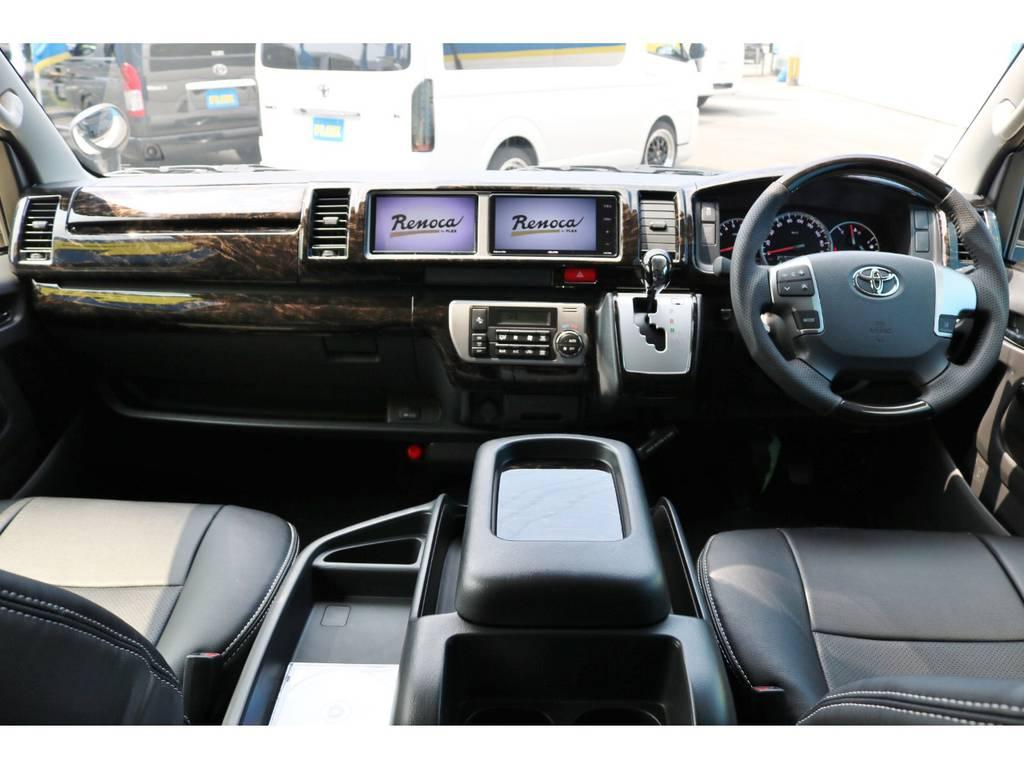 未登録新車 ハイエース ワゴン GL 2700cc ガソリン 2WD | トヨタ ハイエース 2.7 GL ロング ミドルルーフ TSS付 New Ver1