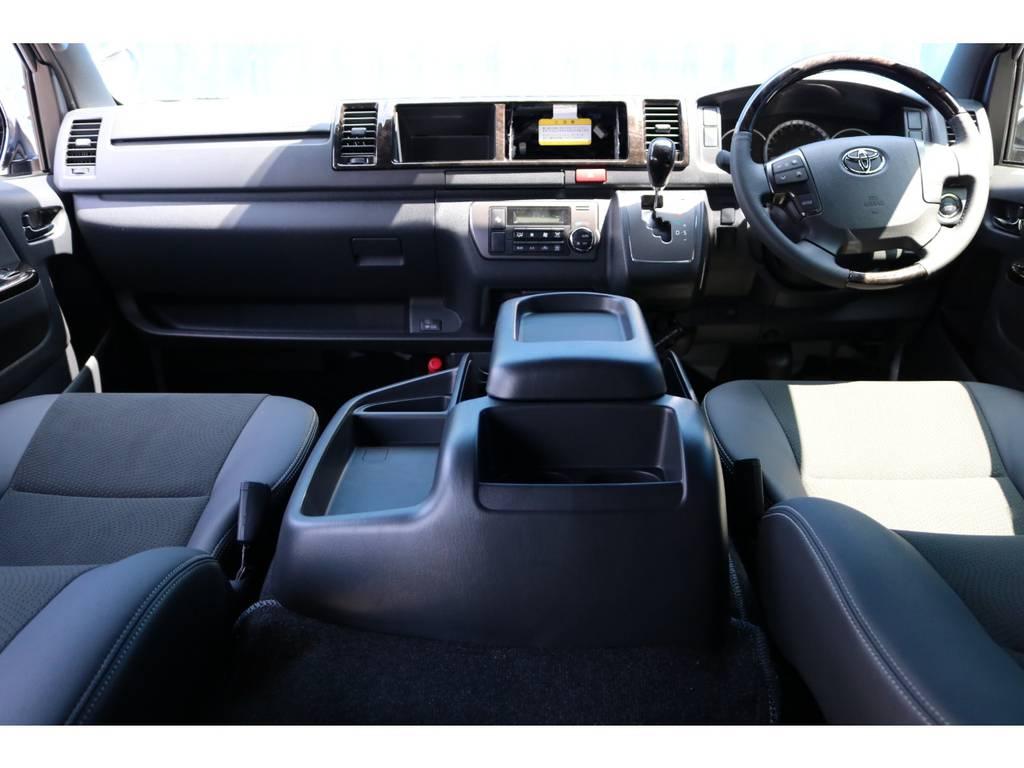 未登録新車 ハイエースV ワイド スーパーGL 特別仕様車『ダークプライムⅡ』 2800cc ディーゼル 2WD | トヨタ ハイエースバン 2.8 スーパーGL ダークプライムⅡワイド ミドルルーフ ロングボディ ディーゼルターボ DPⅡ 小窓付き