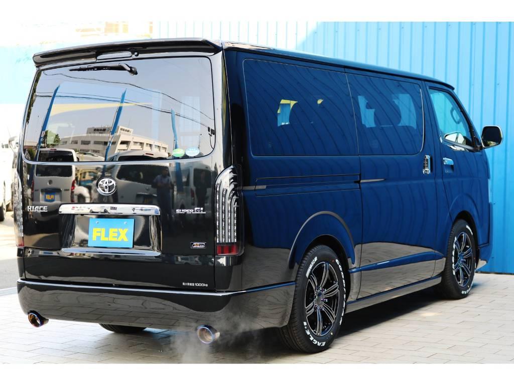 未登録新車 ハイエースV スーパーGL 特別仕様車『50thアニバーサリーリミテッド』 2000cc ガソリン 2WD