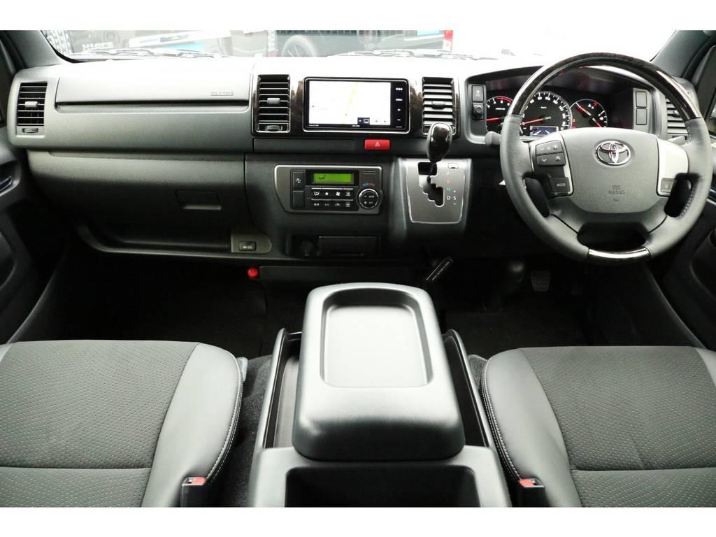 未登録新車 ハイエースV スーパーGL 特別仕様車『ダークプライムⅡ』 2800cc ディーゼル 2WD