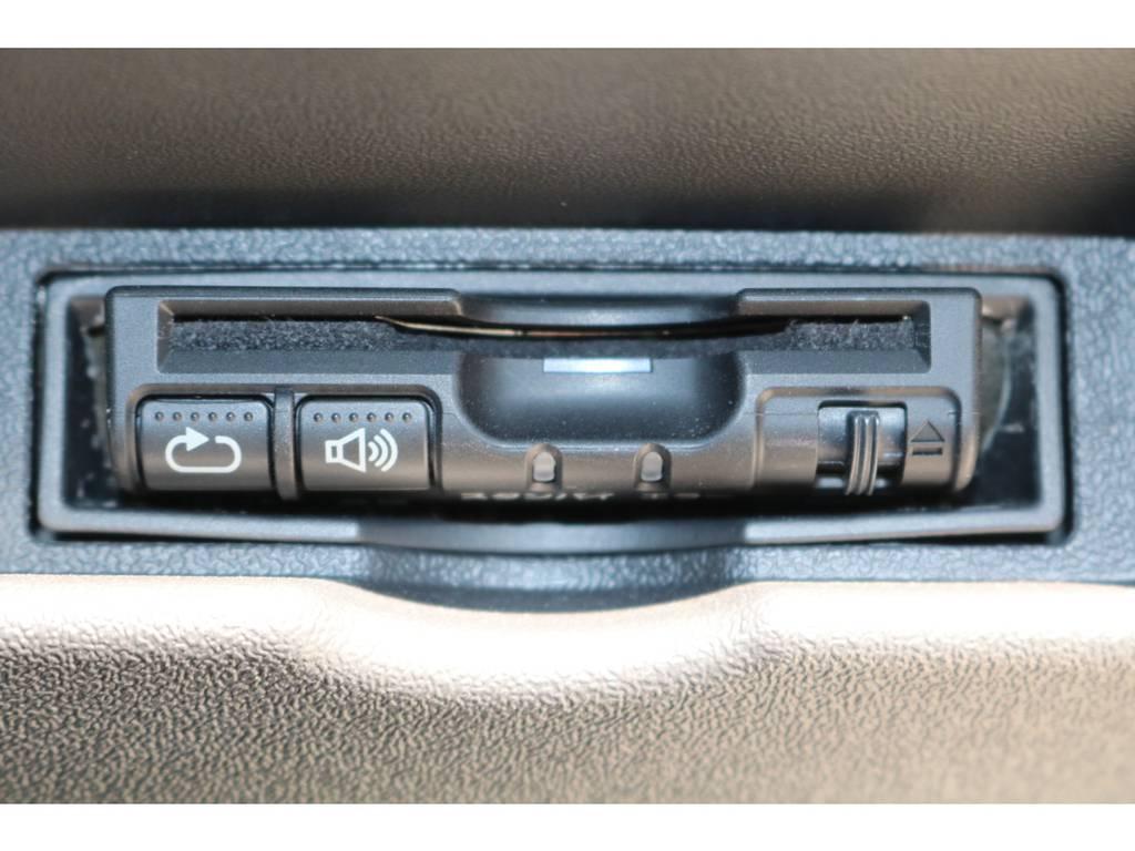 ETC付き!嬉しいポイントですね♪   トヨタ ハイエースバン 2.0 スーパーGL ダークプライム ロングボディ 4型6AT