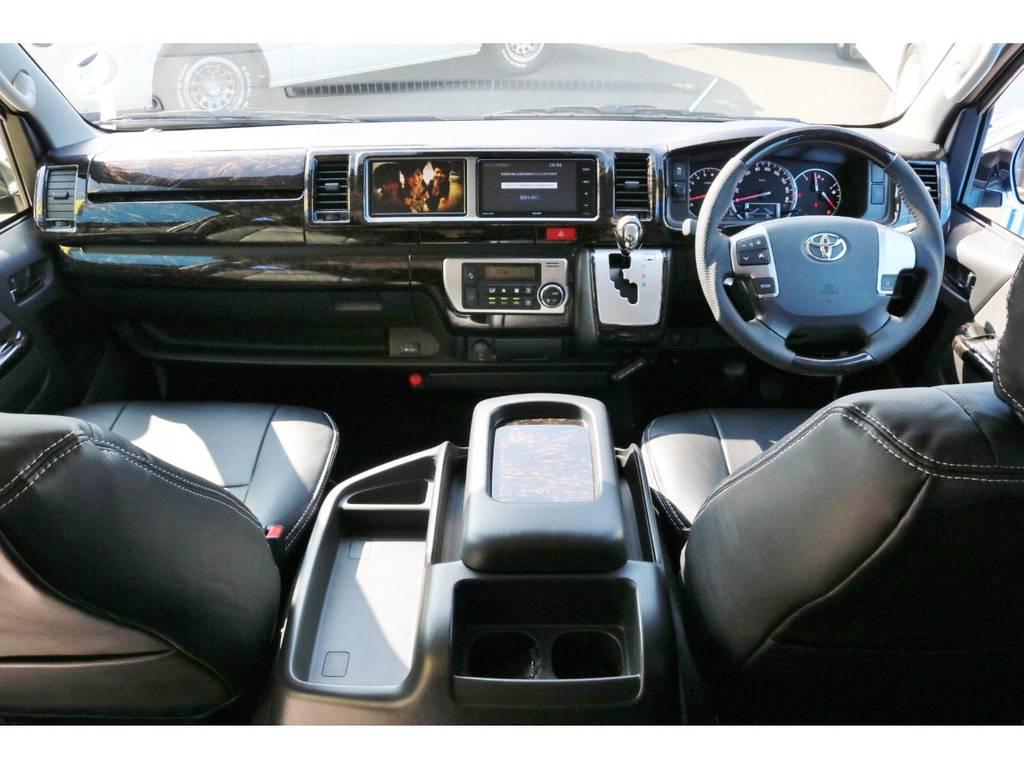 未登録新車 ハイエース ワゴン GL 2700cc ガソリン 2WD FLEXオリジナル シートアレンジVer2 | トヨタ ハイエース 2.7 GL ロング ミドルルーフ TSS付 シートアレンジVer2