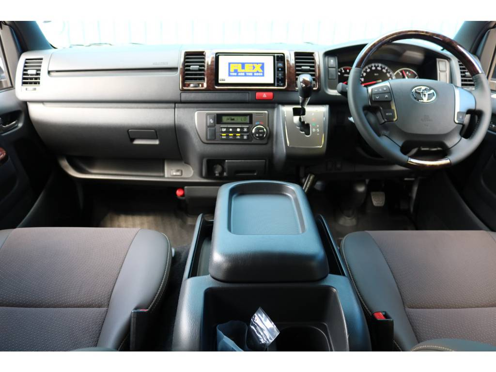 未登録新車 GDH201V 2800D スーパーGL 2WD | トヨタ ハイエースバン 2.8 スーパーGL 50TH アニバーサリー リミテッド ロングボディ ディーゼルターボ 50TH FLEXフルカスタム