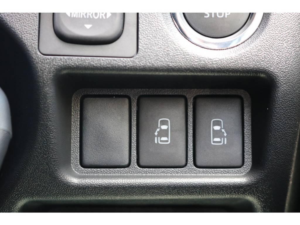 両側パワースライドドア! | トヨタ ハイエース 2.7 GL ロング ファインテックツアラー FLEXカスタム