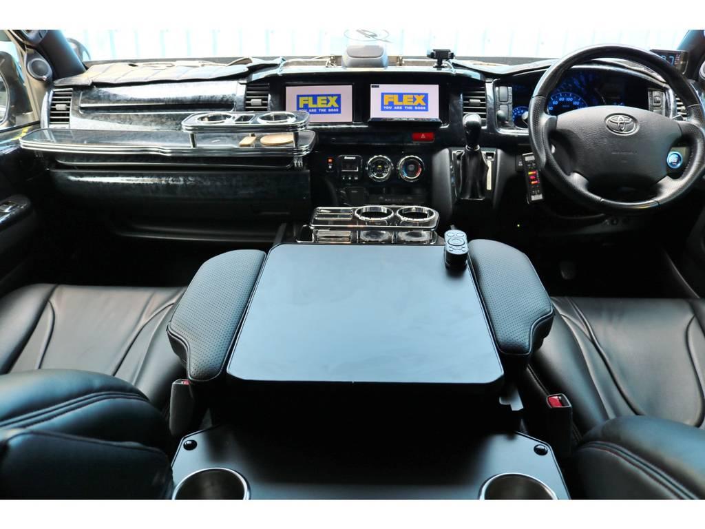 平成21年式 ハイエース ワゴン GL 2700cc ガソリン 2WD 走行60,200km
