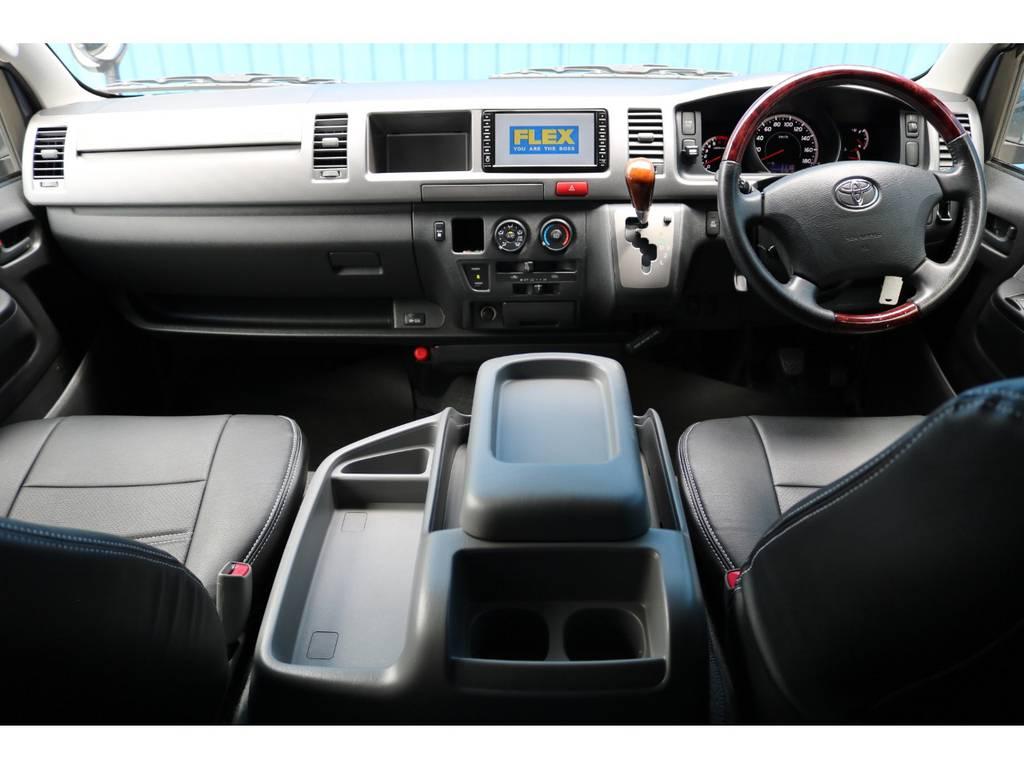 平成20年式 ハイエース ワゴン GL 2700cc ガソリン 2WD 走行63,700km
