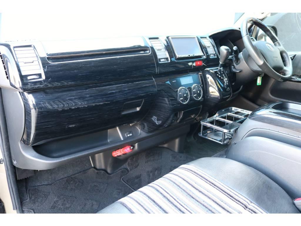 オートエアコン完備の3型がベース車両です!