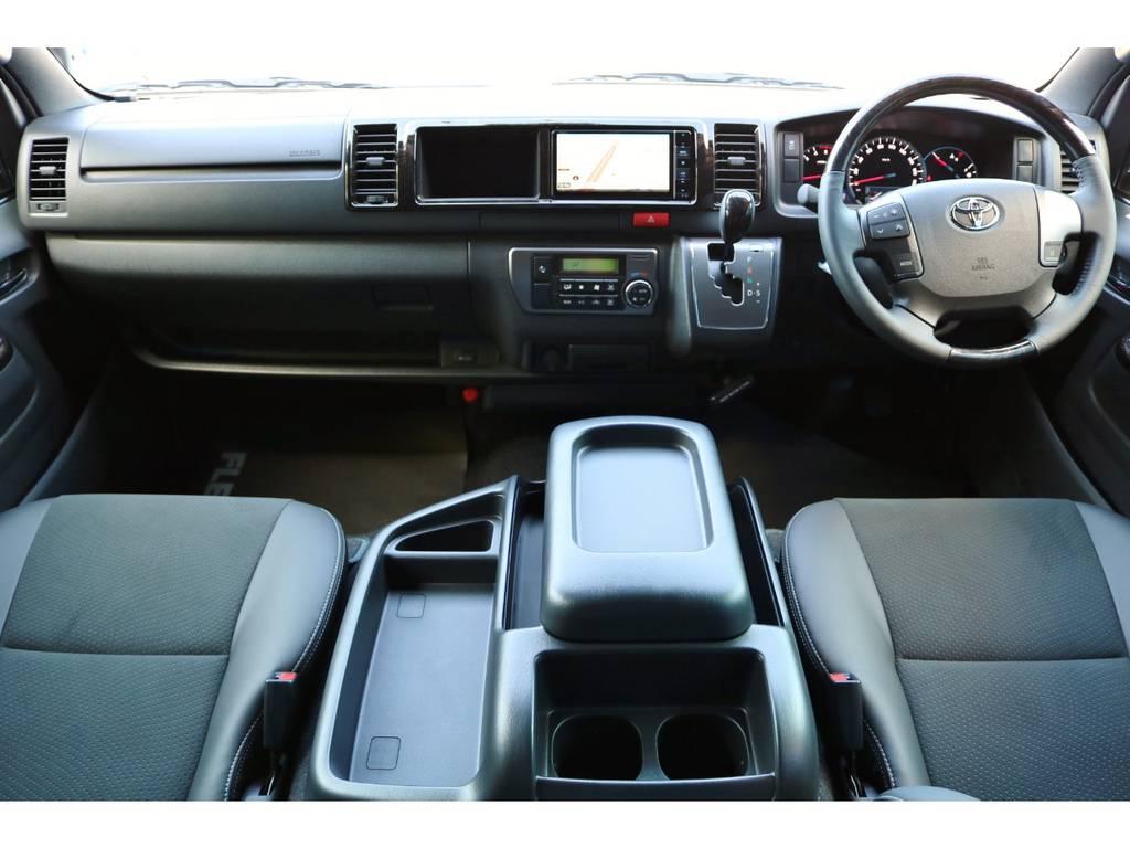 未登録新車 ハイエースV ワイド スーパーGL 特別仕様車『ダークプライムⅡ』 2800cc ディーゼル 2WD