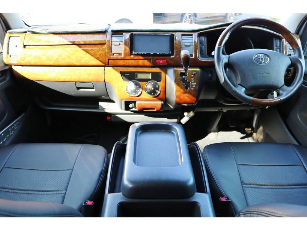 平成24年式 ハイエースV スーパーGL 2000cc ガソリン 2WD 走行85,700km 新規1年車検受渡し