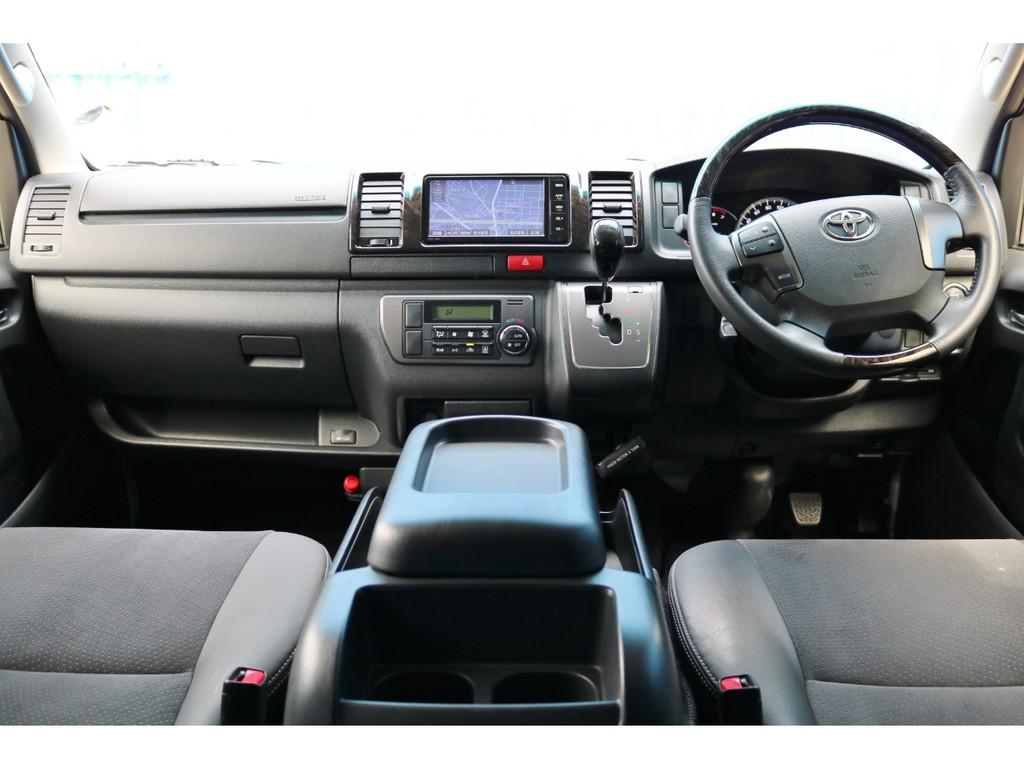 平成28年式 ハイエース スーパーGL ダークプライム 2000cc ガソリン 2WD 走行46,200km