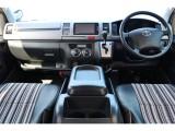 平成22年式 ハイエース S-GL 2000cc ガソリン 2WD 走行73,150km 車検1年受け渡し 新品パナソニックストラーダナビ付き!