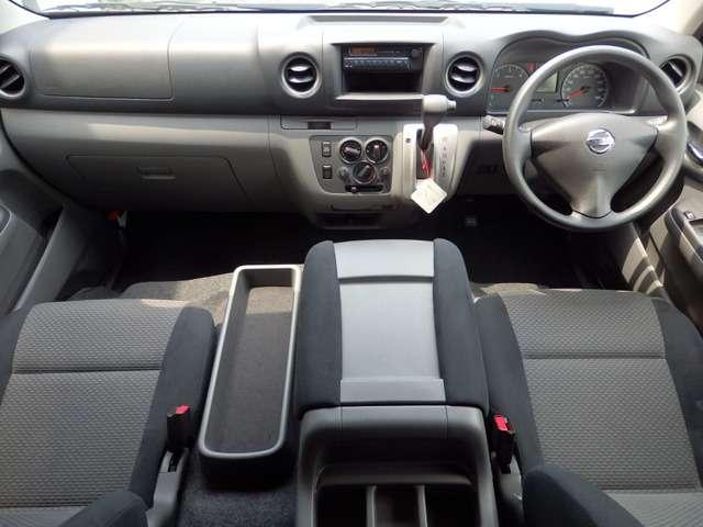 | 日産 NV350キャラバン 2.5 DX スーパーロングボディ ワイド ハイルーフ ディーゼルターボ 4WD