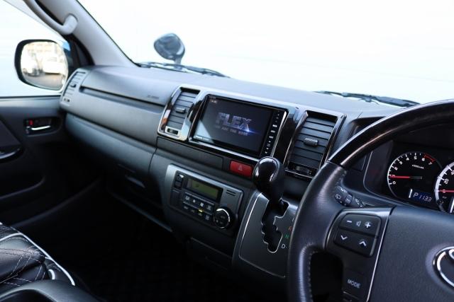 特別仕様車ダークプライムには特別な装備が豊富です♪