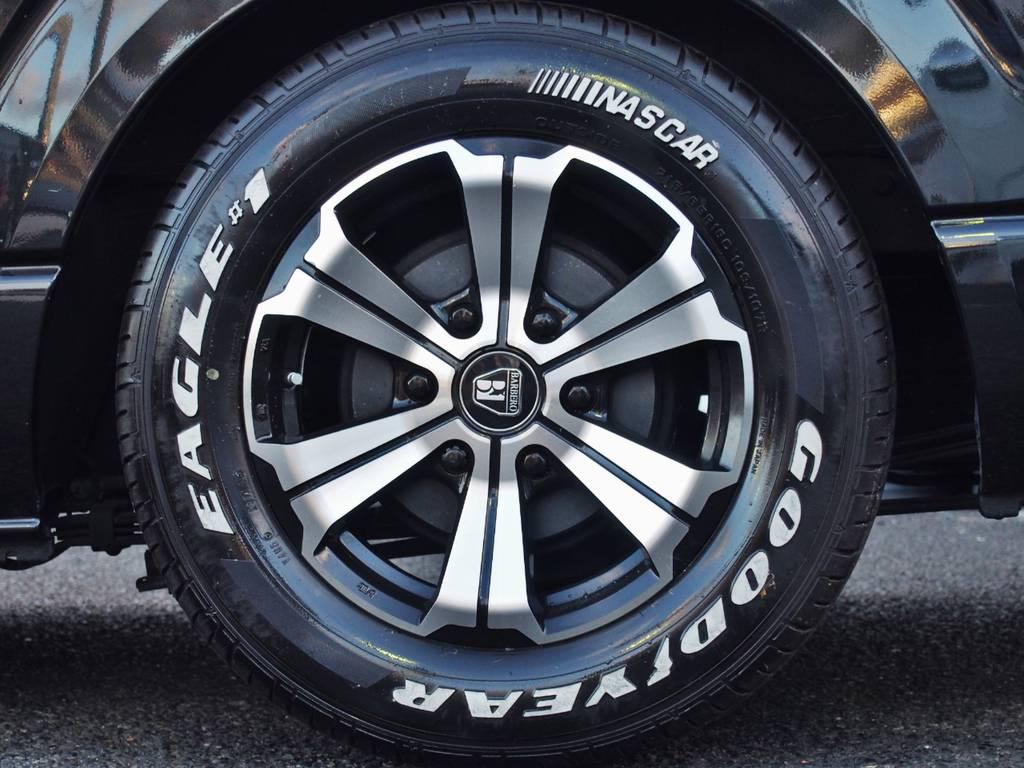 バルベロアーバングランデ 16インチアルミ! | トヨタ ハイエースバン 2.0 スーパーGL ダークプライム ロングボディ