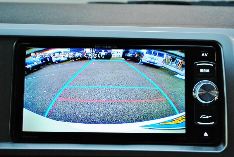 安心のバックカメラ付き!! | トヨタ ハイエース 2.7 GL ロング ミドルルーフ TSS付き