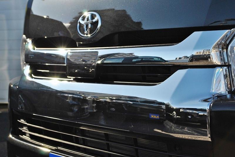 安心のTSS付き♪ | トヨタ ハイエース 2.7 GL ロング ミドルルーフ TSS付 ナビパッケージ