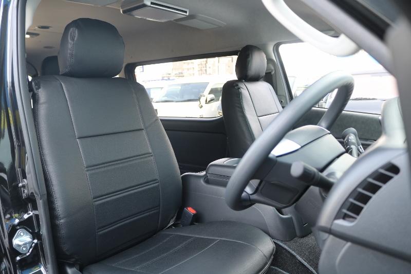 広くて使いやすいコックピット♪ | トヨタ ハイエース 2.7 GL ロング ミドルルーフ TSS付 ナビパッケージ