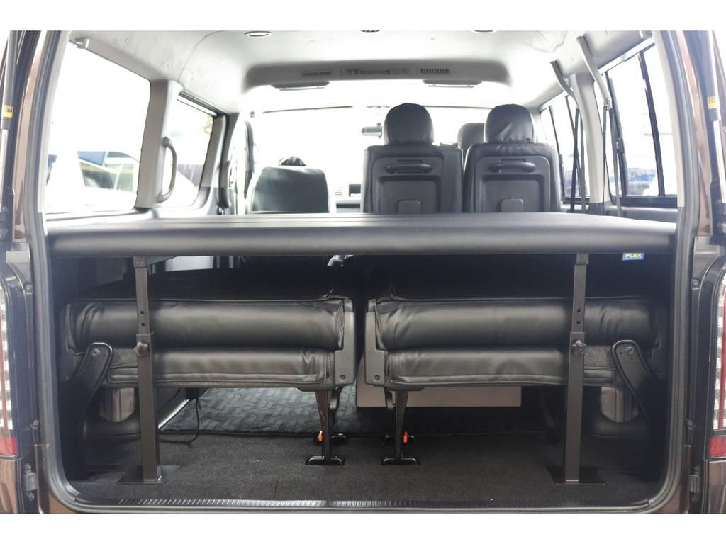 | トヨタ ハイエース 2.7 GL ロング ミドルルーフ 4WD クラシックリノカ オークブラウンパール